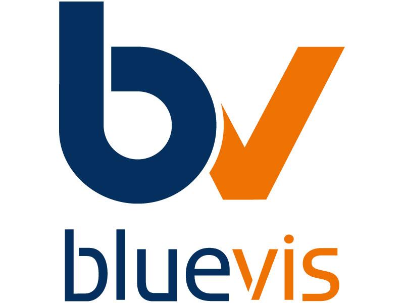 bluevis Dresden logo